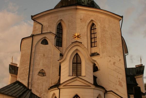 Kostel sv. Jana Nepomuckého na Zelené hoře (5)