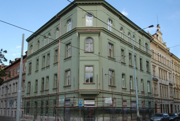 Na Ostrůvku 1, Praha 4