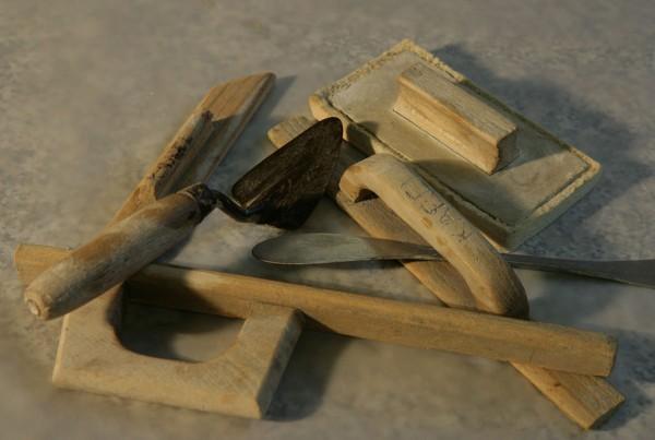 Restaurování štukových omítek a výzdob