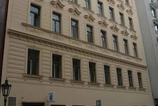 Rybná, Praha 1