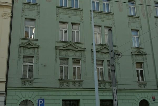 Táborská 40, Praha 4